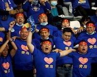 Bóng đá Trung Quốc nhận thêm trái đắng, mất mặt trước cả châu Á