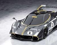 Siêu xe đua Pagani Huayra R đặc biệt với tiếng pô khủng khiếp