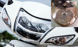 Giải pháp giúp chóa đèn mới lại khi đã sử dụng xe lâu ngày - Cưng xe hơn vợ #2