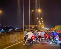Xác định được đối tượng cầm đầu tổ chức chặn đường đua xe trên cao tốc
