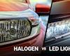Dù thông dụng, đèn LED vẫn có khuyết điểm không bằng đèn Halogen