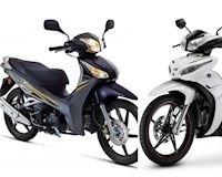 So sánh xe số của Yamaha hay Honda để dễ dàng lựa chọn