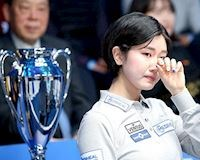 'Nữ thần băng giá' làng bida trở thành idol giới trẻ Hàn Quốc