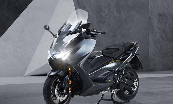 Yamaha Tmax, xuất hiện bản giới hạn chỉ 560 chiếc được sản xuất