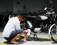 Lịch sử về Honda 67 - Chiếc xe côn tay huyền thoại đầu tiên ở Việt Nam