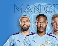 Man City và đội hình dát vàng làm cả châu Âu điên đảo