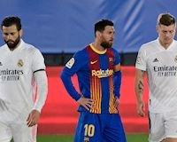 Messi nối dài chuỗi trận tệ hại ở Siêu kinh điển