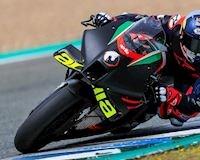 Andrea Dovizioso đang lái thử Aprilia RS-GP, có khả năng sớm quay lại MotoGP