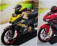 Phiên bản biến Honda RS150R thành Honda Winner X từ Mã-lai