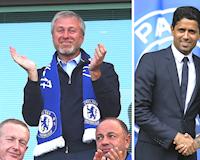 Top 4 Champions League: Cuộc chiến của những tài phiệt lắm tiền