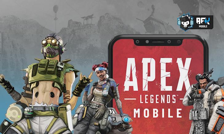 Apex Legends sắp có bản mobile, cộng đồng mong ngóng từng ngày