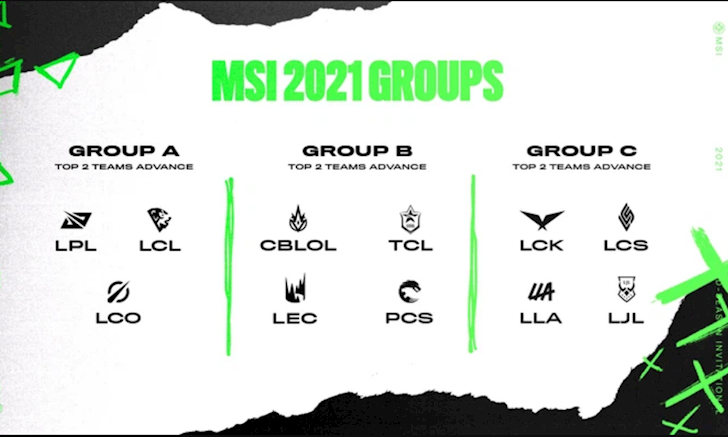 Đương kim vô địch VCS mùa xuân GAM không thể tham dự MSI 2021