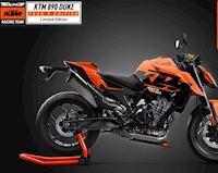 KTM 890 Duke Tech 3 MotoGP chỉ được sản xuất giới hạn 100 chiếc