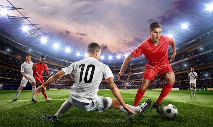 Bài tập chân biến cặp đùi nam giới trở nên ấn tượng như cầu thủ bóng đá