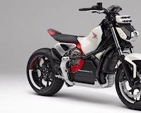 Honda chuẩn bị 4 mẫu mô tô điện vào 2024 cho người dùng