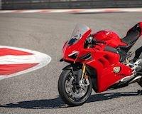 Tìm hiểu bộ phụ kiện đua có giá 189 triệu đồng trên Ducati Panigale V4