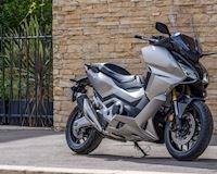Ngắm nhìn mẫu xe của Honda đạt giải xe máy có thiết kế đẹp nhất năm 2021