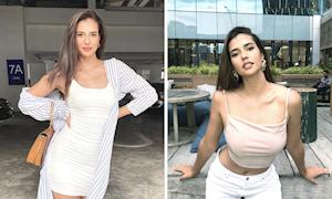 Người đẹp thể thao: nhan sắc hút hồn của bạn gái tuyển thủ Singapore