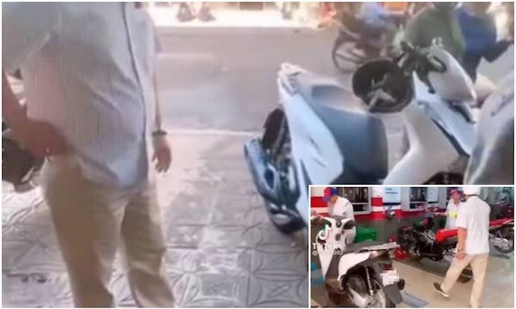 Câu chuyện mất xe SH ly kỳ và hài hước nhất Việt Nam, may là còn tìm lại được