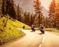 Mẹo để thoải mái hơn khi chạy xe mô tô đi tour dưới thời tiết nắng nóng