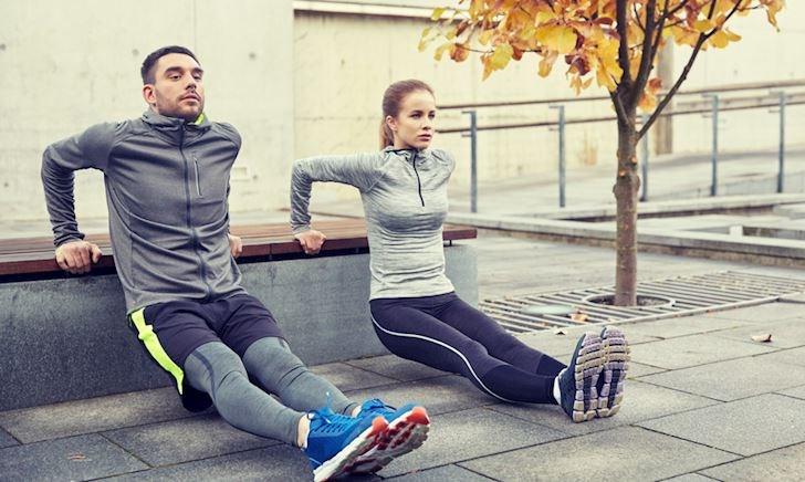 Bài tập Tabata Workout giảm mỡ toàn thân cho dân văn phòng