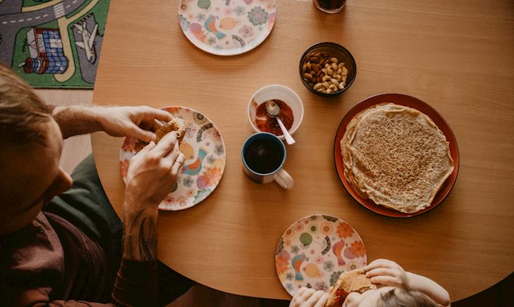 8 bí quyết để trẻ 'ăn sạch' những thức ăn lành mạnh