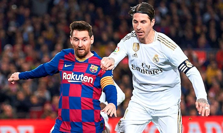 Messi đã vô địch World Cup nếu Ramos là người Argentina