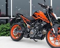 Hóng KTM 200 DUKE 2021 mới sắp về Việt Nam, nhiều anh em thấy giá mà buồn