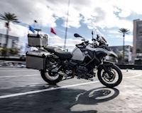 Đã mắt khi chứng kiến công nghệ tự lái trên xe mô tô BMW