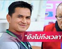 HLV Kiatisak chính thức lên tiếng về tin đồn dẫn tuyển Việt Nam