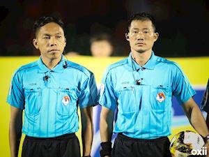 Trọng tài chuẩn FIFA của Việt Nam chỉ ngang Brunei, thua cả Lào và Campuchia