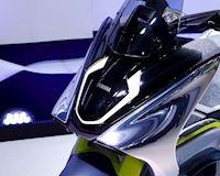 Yamaha đang sản xuất xe điện Nmax E01, với đầu xe tựa R1