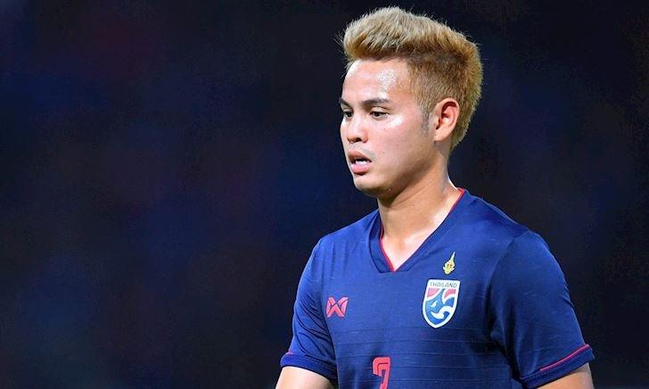 Hậu vệ số một Thái Lan từ chối đá cho đội tuyển vì sợ dịch