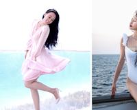 Người đẹp thể thao - vẻ ngoài khó cưỡng của cô giáo yoga Trung Quốc