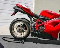 Chiếc xe đua cổ Ducati 1098R chỉ giới hạn 450 chiếc trên thế giới