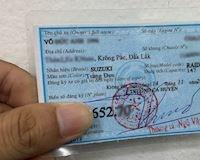 Lỡ làm mất giấy đăng ký xe, đây là cách giúp anh em được cấp lại