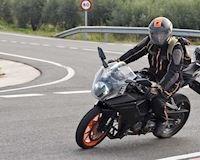 KTM RC 390 2022 bị bắt gặp, dự kiến sớm ra mắt