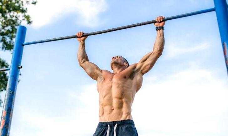 10 bài tập bodyweight cho cẳng tay to khỏe (Phần 2)