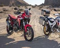 Africa Twin 1100 chốt giá từ 590 triệu đồng tại Việt Nam