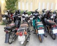 Mừng lễ bằng cách tổ chức đua xe trên đèo Hải Vân, hơn 40 xe máy bị tóm gọn