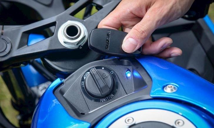 Chìa khóa thông minh Suzuki GSX-R150 có giá hơn 2 triệu đồng, chớ dại mà làm mất