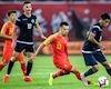 Đội tuyển vừa thua Trung Quốc 0-7 có học sinh chưa tốt nghiệp cấp 3