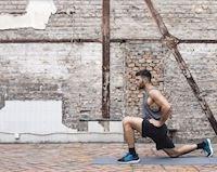 5 bài tập chân bổ sung cho nam giới chạy bộ