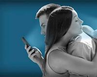 Xem qua bức ảnh này để biết bạn có nghiện smartphone hay không
