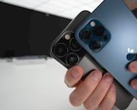 Video trên tay iPhone 13 Pro Max dummy: Phần Notch đẹp hơn, Camera lớn hơn