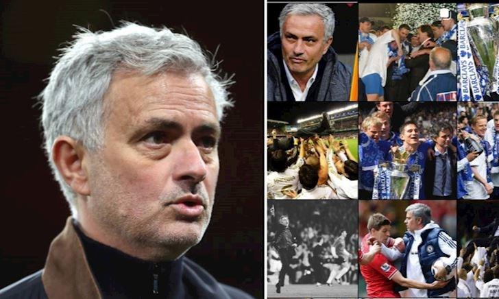 Không ngờ Mourinho có ngày này, phải gửi CV lên MXH tìm chỗ làm mới