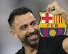 Xavi tự do trở lại Barca nhờ điều khoản độc trong hợp đồng