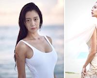 Người đẹp thể thao - thân hình bốc lửa của mỹ nhân bóng chày Hàn Quốc