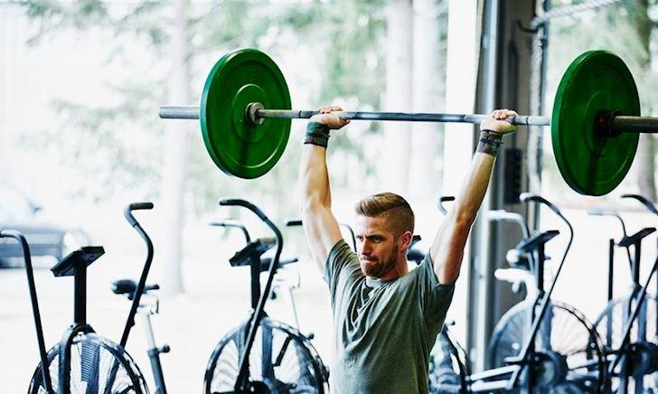 7 bài tập tạ đòn cho cơ core mạnh như vận động viên chuyên nghiệp (Phần 2)