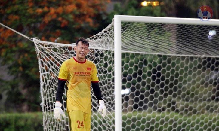 Báo Malaysia chơi tâm lý với ĐT Việt Nam, coi Tấn Trường là điểm yếu